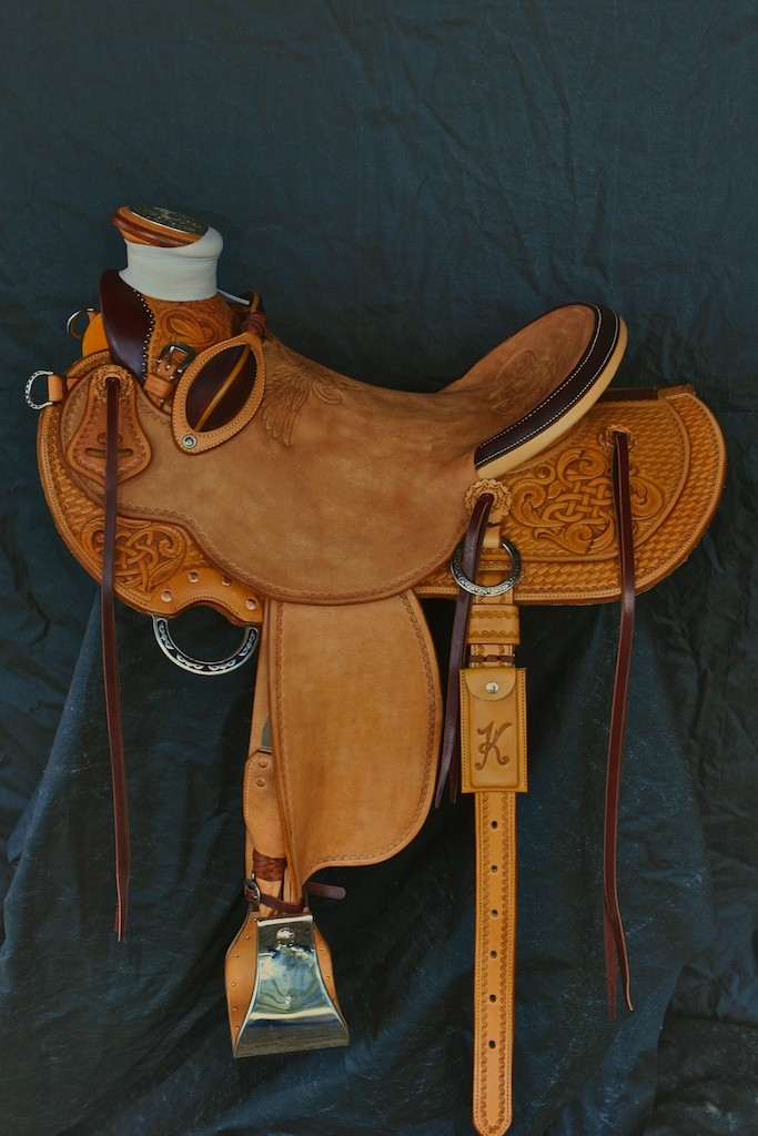 WS Saddle Gallery 3 - WS Saddles Coeur d'Alene, ID | Call 217-714-4700